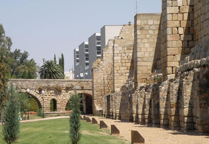Alcazaba árabe de Mérida