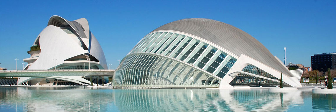 Ciudad de las Artes y la Ciencia - Valencia
