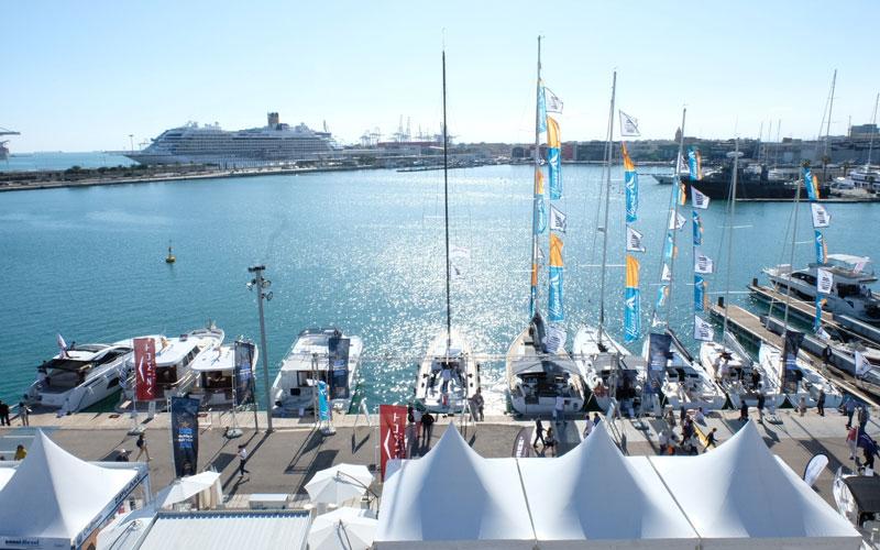 Puerto de mar - Valencia