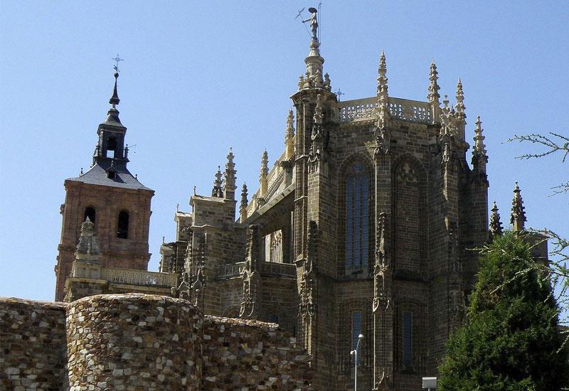 Astúrica Augusta.- Catedral