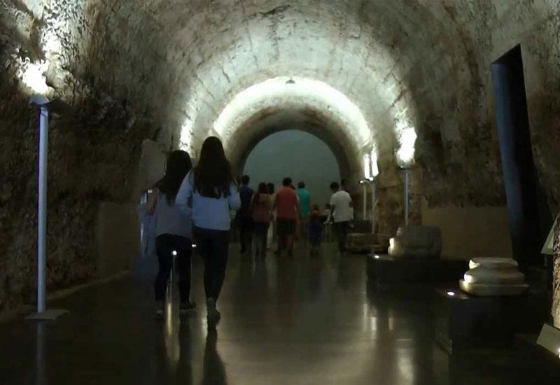 Recorrido por el museo romano. Asturica Augusta