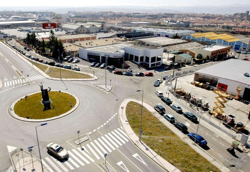 Sector industrial - Las Hervencias
