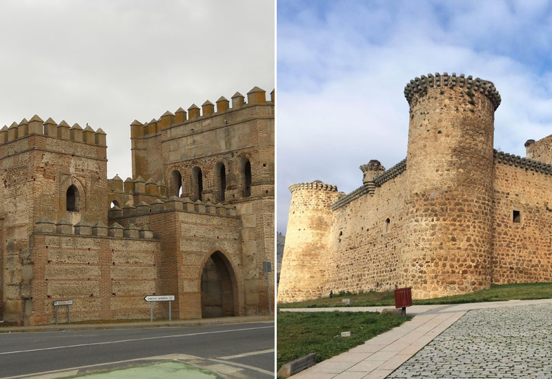 Madrigal de las Altas Torres | Castillo de Valdecorneja