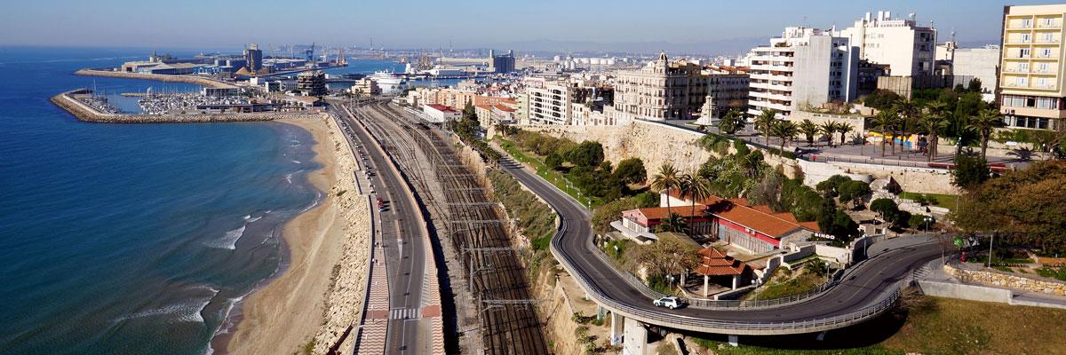Tarragona foto: FlyEquant