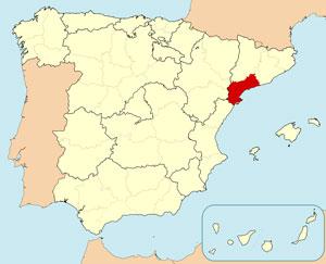Tarragona ubicación