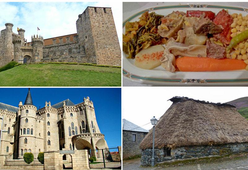 Gastronomía y lugares imprescindibles para visitar en la provincia de León